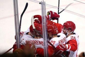 Сборная России по хоккею вышла в финал Олимпийских игр
