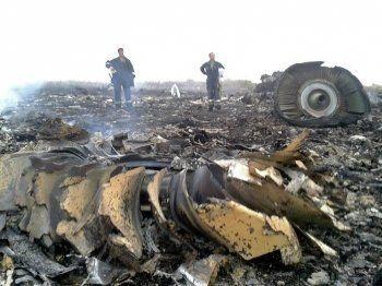 Россию обвинили в катастрофе Boeing 777