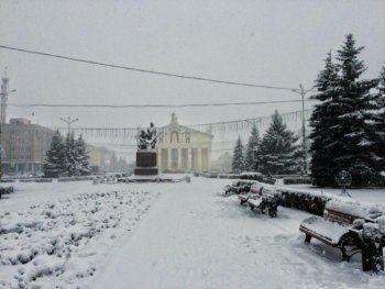 В Свердловской области пройдут обильные снегопады