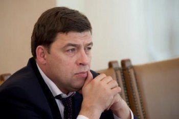 Евгений Куйвашев стал «лидером падения» в рейтинге российских губернаторов