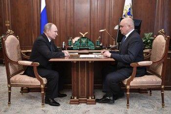 И. о. губернатора Кузбасса назначен Сергей Цивилев