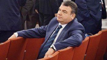 Экс-министр обороны Анатолий Сердюков стал кандидатом на пост замглавы «Ростеха»