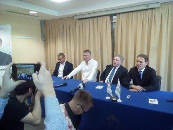 Явлинский: «Яблоко» выдвинет Ройзмана на заседании федерального бюро в понедельник