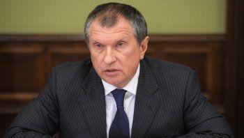 Сечин: Россия отказалась от вступления в ОПЕК
