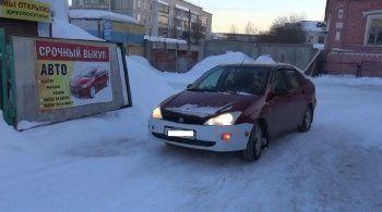Пьяный житель Нижнего Тагила пытался скрыться от экипажа ДПС на угнанном автомобиле (ФОТО)