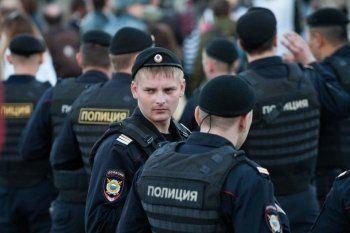 В Госдуму внесли законопроект о праве полиции стрелять по толпе