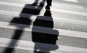 В Нижнем Тагиле молодая девушка попала под колёса иномарки на «зебре» (ВИДЕО)