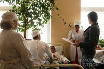 В Нижнем Тагиле сделали копию снимка с тагильским врачом-легендой