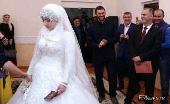 Россияне не слышали о «свадьбе века» в Чечне, но против многоженства