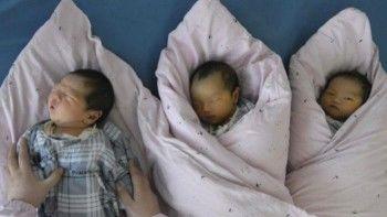 Разрешение на второго ребёнка в семье привело к резкому скачку рождаемости в Китае