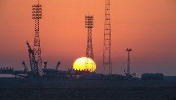 Российский космический грузовик потерпел крушение над Тувой