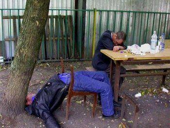 Составлен рейтинг самых пьющих регионов России