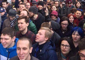 В Самарской области 2 тысячи студентов сняли с занятий ради антиэкстремистского форума (ВИДЕО)