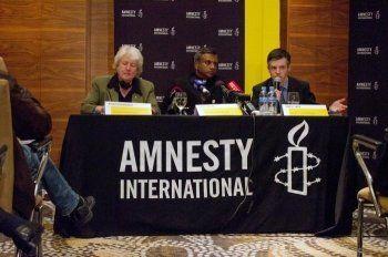 Чиновники опечатали московский офис Amnesty International