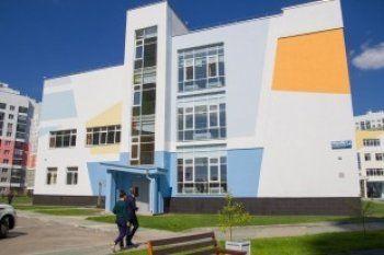 В Свердловской области открылась одна из самых больших школ России