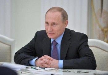 Путин возглавил рейтинг доверия россиян к политикам