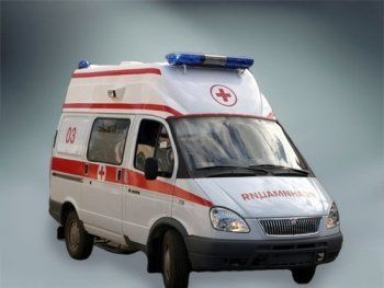 На бригаду скорой помощи напали в Дзержинском районе