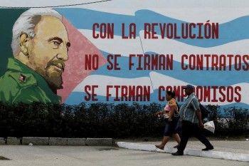Кубинцам запретили называть общественные места и награды именем Фиделя Кастро