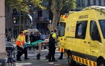 Во время теракта в Барселоне пострадала россиянка