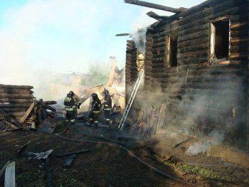 В Серове из-за решёток на окнах в пожаре пострадали семь человек