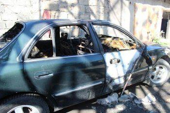Житель Нижнего Тагила поджёг автомобиль рядом с ГИБДД и пытался устроить теракт на вокзале