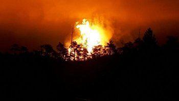 На севере Свердловской области разорвало газопровод Игрим – Серов  – Нижний Тагил (ВИДЕО)