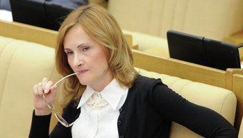 Ирина Яровая может стать губернатором Мурманской области