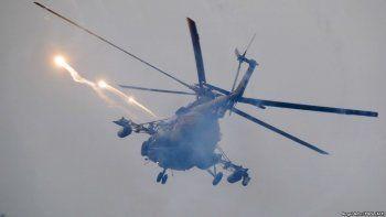 РБК сообщил о втором инциденте с вертолётом Ка-52 на учениях «Запад-2017»