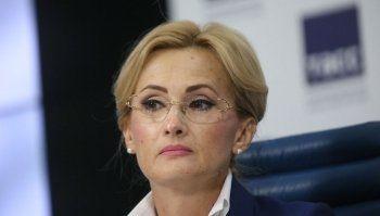 Ирину Яровую исключили из совета по противодействию коррупции при президенте России