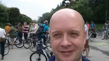 В Екатеринбурге угнали велосипед у чиновника мэрии
