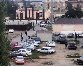 Теракт в Грозном. Есть жертвы