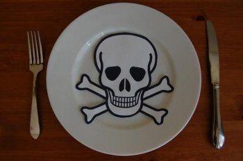 Внимание! Опасная еда в кафе и ресторанах города