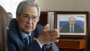 Аман Тулеев подал в отставку