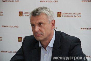 И неважно, что он – мэр Путинграда