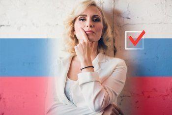 Журналист Екатерина Гордон заявила о желании участвовать в президентских выборах (ВИДЕО)