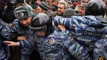 Госдума и Минюст отказались самостоятельно исправлять уголовную статью о повторных нарушениях на митингах