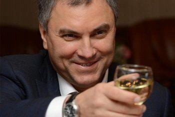 Спикер Госдумы предложил «обнулить» законопроекты предшественников