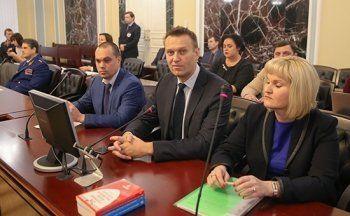 Суд отменил взыскание с Навального 16 миллионов рублей по делу «Кировлеса»