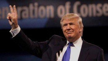 Дональда Трампа второй раз назвали человеком года