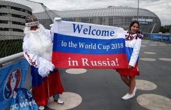 МВД предлагает составить списки «опасных» футбольных фанатов