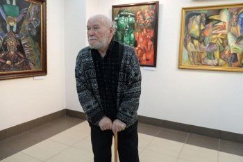 В Екатеринбурге умер художник Миша Брусиловский