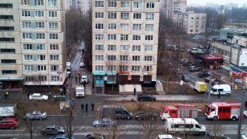 В жилом доме Санкт-Петербурга обезврежена бомба