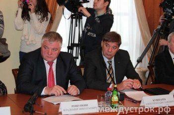Носов хочет заменить Рощупкина и Кушнарёва на Погудина и Тетюхина. Мэрия Нижнего Тагила готовит план по захвату гордумы