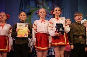 Ансамбль из Нижнего Тагила стал обладателем Гран-при «Звёздочки ЕВРАЗа-2016»