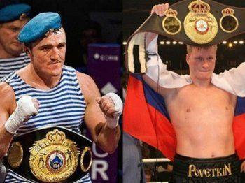 «Уралвагонзавод» станет партнёром боксёрских поединков Александра Поветкина и Дениса Лебедева