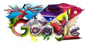 Школьник из Нижнего Тагила попал в полуфинал конкурса рисунков для Google