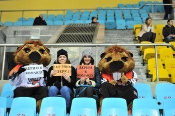 После 18 поражений в 22 матчах руководство ХК «Спутник» снизило цену на билеты