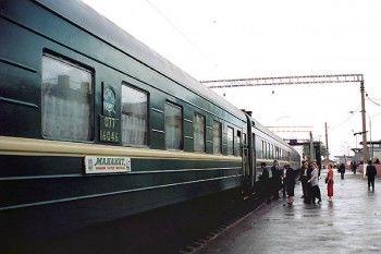 РЖД отменит скорый фирменный поезд «Малахит» Екатеринбург — Нижний Тагил — Москва