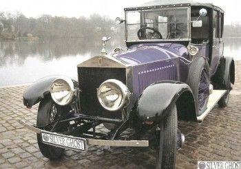 В Германии напродажу выставили Rolls-Royce Николая II