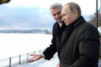 Мэр Нижнего Тагила Сергей Носов пообещал явку на президентских выборах выше 63%